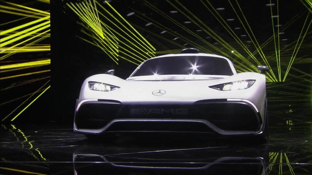 Mercedes-AMG Project One (Foto: Divulgação)