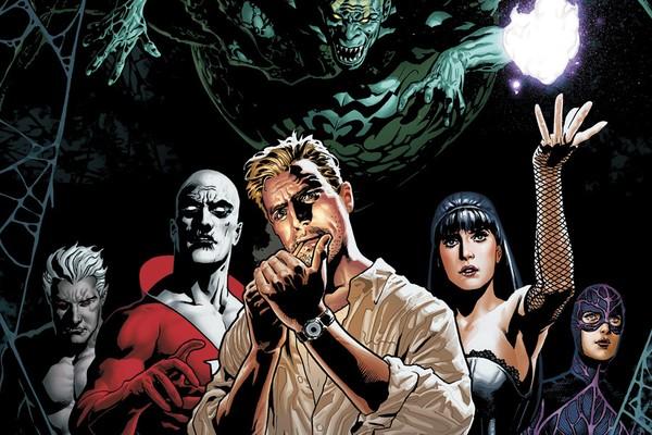 Liga da Justiça Sombria  (Foto: Reprodução)