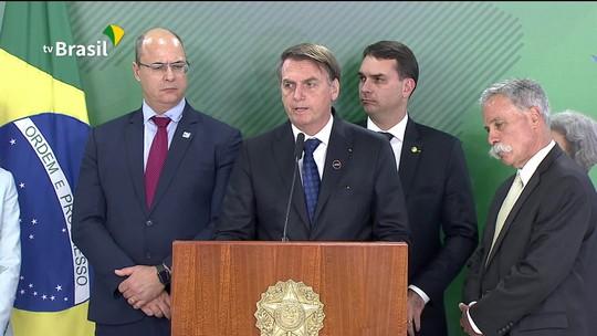 Bolsonaro anuncia que vetará proposta de lista tríplice para diretoria de agências reguladoras