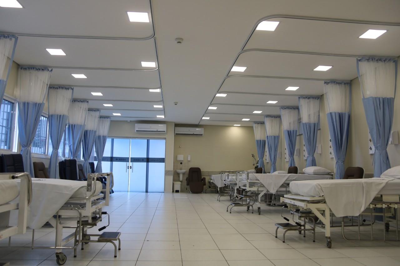 Pronto-socorro do Hospital Evangélico de Londrina reabre após 3 dias
