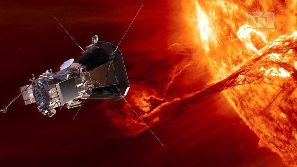 -  Missão no Sol  Foto: Reprodução/TV Globo