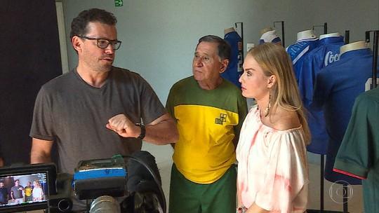 Angélica vai mostrar no 'Estrelas do Brasil' um pouquinho de Belo Horizonte