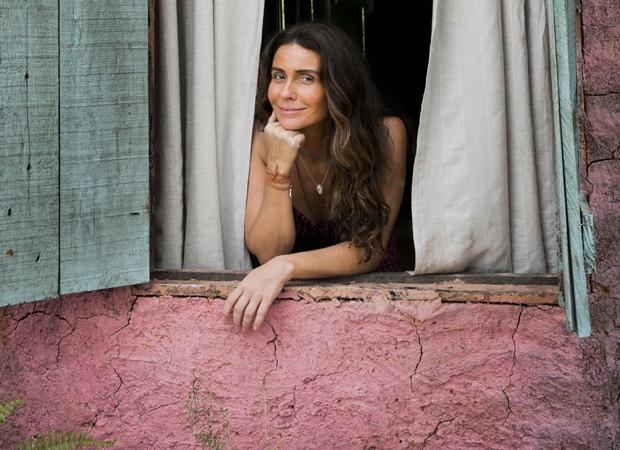 Giovanna Antonelli: visual da primeira fase de 'Segundo Sol' (Foto: Divulgação/TV Globo)