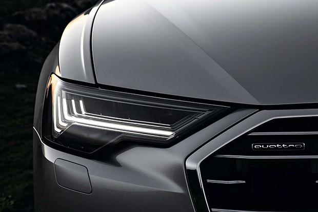 Audi A6  (Foto: Divulgação)