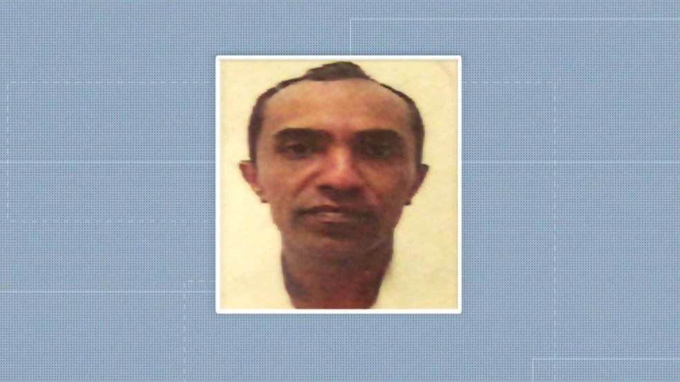 'Fuminho' estava foragido havia mais de 20 anos e foi encontrado em Moçambique — Foto: Reprodução/TV Globo