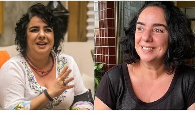 """Mariza participou do """"BBB"""" 15 com 50 anos. A professora de artes está com 57 (Foto: Reprodução)"""