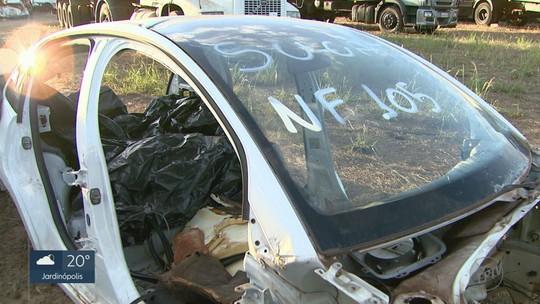 Carros mais antigos são os principais alvos de furtos dos ladrões, segundo SSP