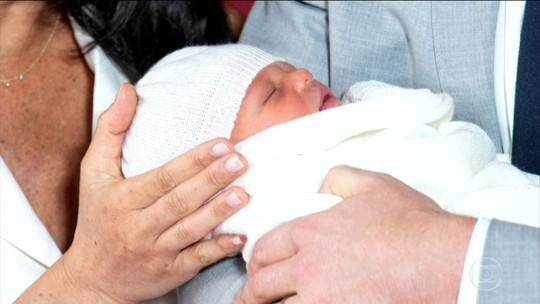Nasce Archie Harrison, primeiro filho do príncipe Harry e da duquesa Meghan Markle
