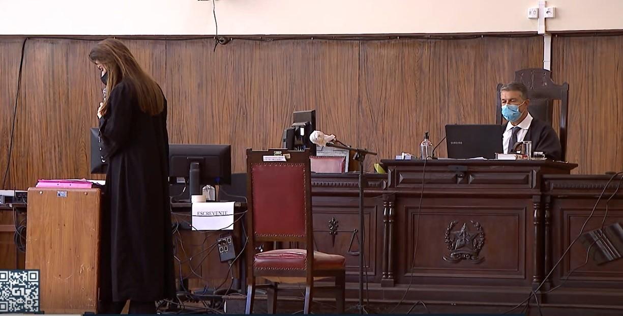Primeiro júri popular é realizado após suspensão das atividades desde o início da pandemia em Juiz de Fora