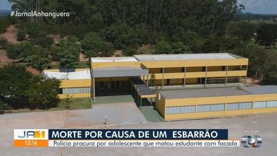 Polícia procura suspeito de matar adolescente em festa de escola em Goianésia