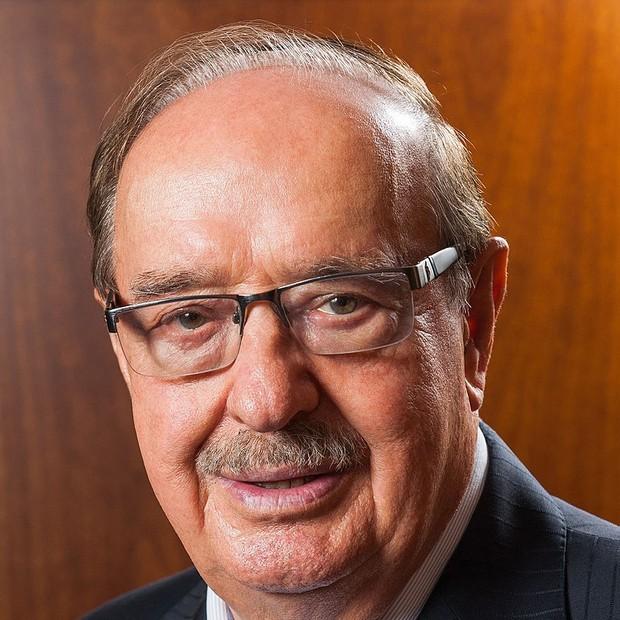 Raul Anselmo Randon, fundador da Randon (Foto: M. Scalco/Wikipedia)