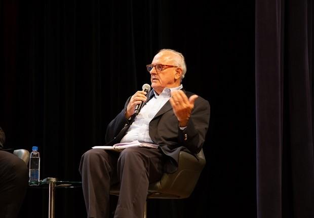 O ministro aposentado e ex-presidente do Supremo Tribunal Federal (STF), Nelson Jobim (Foto: Divulgação)