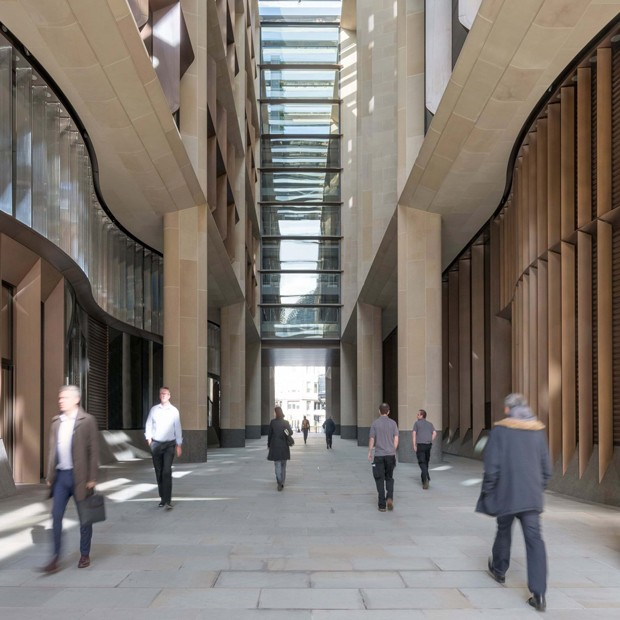 Sede da Bloomberg tem o melhor edifício do Reino Unido (Foto: Divulgação )
