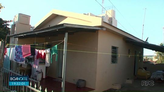 Depois de incêndio, família de Jataizinho ganha casa nova com ajuda de doações