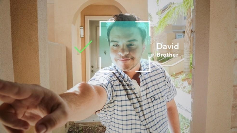 Criminosos começarão a gerar falsificações para driblar tecnologia de reconhecimento facial, aponta McAfee — Foto: Divulgação/Netvue