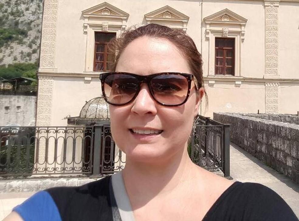 Sueli Rodrigues é a única mulher selecionada no Ceará — Foto: Arquivo pessoal