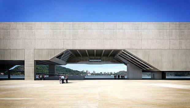 Cais das Artes, por Paulo Mendes da Rocha (Foto: Metro Arquitetos / divulgação)