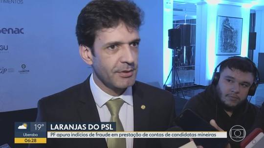 Marcelo Álvaro Antônio diz que não falou com irmão sobre 'candidaturas-laranja' do PSL investigadas em MG