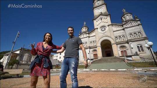 No sul de Minas: O 'Turistando' deste sábado (11) vai a Ouro Fino
