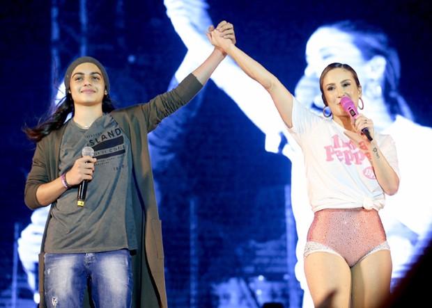 Neto Junqueira e Claudia Leitte (Foto: Manuela Scarpa/Brazil News)
