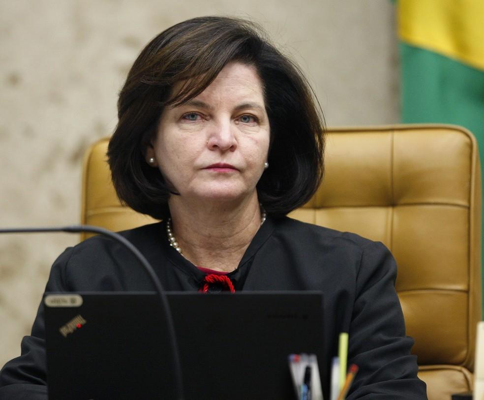 A procuradora-geral da República, Raquel Dodge — Foto: Rosinei Coutinho/SCO/STF