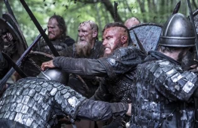 'Vikings', do History Channel, é ótimo entretenimento com reconstituição histórica  (Foto: Reprodução)