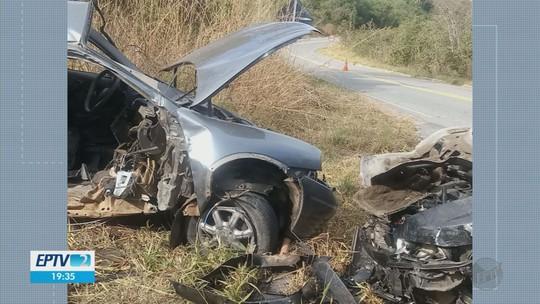 Duas pessoas morrem após acidente na BR-369, em Santana do Jacaré, MG