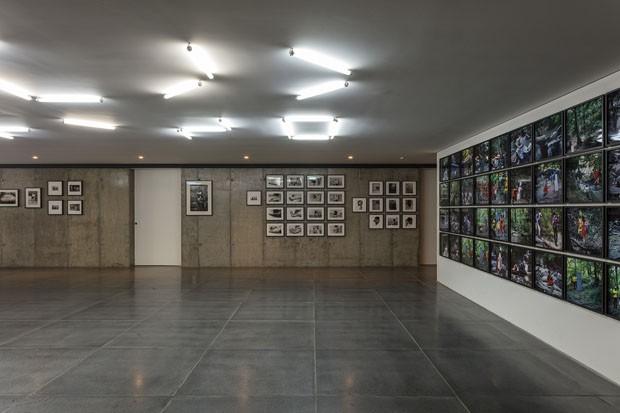 Luz natural e obras de arte: uma casa em SP onde só cabe o essencial (Foto: bernardes arquitetura | 2017)