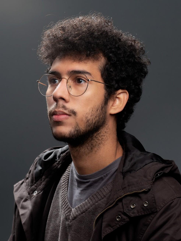 Paulo Accioly, diretor de 'O Abraço Logo Vem', curta selecionado por serviço de streaming britânico — Foto: Divulgação