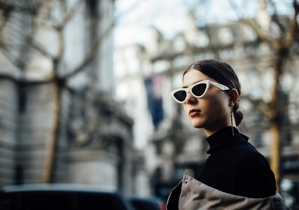 Óculos (Foto: Imaxtree)