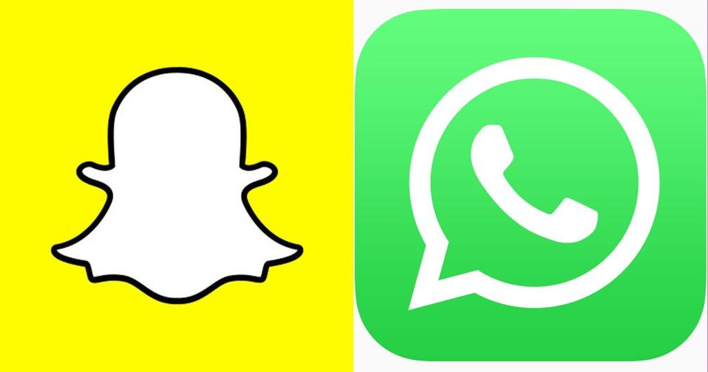 Imagens Para Whatsapp: WhatsApp X Snapchat: Quem Leva A Melhor Na Disputa Das