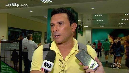 Túlio Lustosa diz que ano do Goiás foi positivo, garante Ney e revela já estar no mercado por reforços