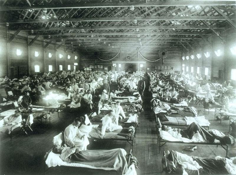 Epidemia de Gripe Espanhola ocorreu por negligência médica, sugere análise
