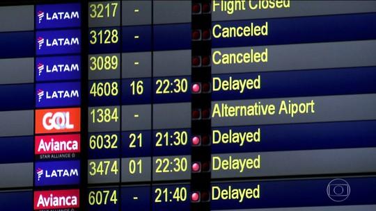 Radares de aeroportos não detectam drones, segundo Aeronáutica