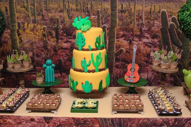 Festa de aniversário organizada por Zilu (Foto: Thiago Duran/AgNews)