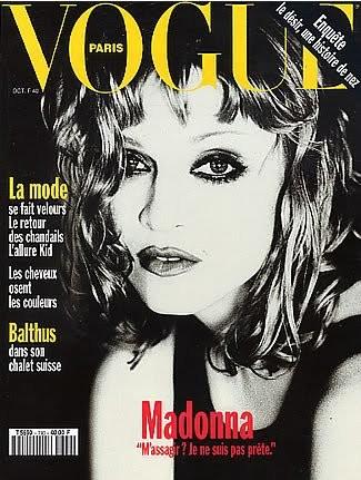 Vogue Paris October 1993, by Ellen von Unwerth (Foto: Reprodução )