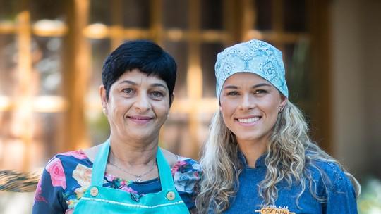 'Minha Mãe Cozinha Melhor Que a Sua': Tamires Dias vence prova contra Milene Domingues