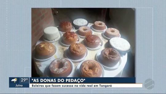 """"""" As Donas do Pedaço """" de Tangará da Serra"""