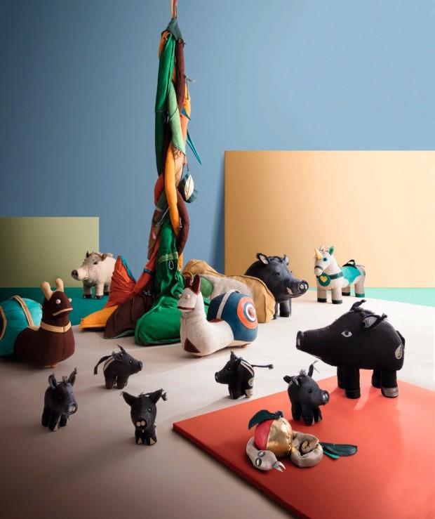 A incrível história da designer de 73 anos que cria brinquedos para crianças com deficiências (Foto: Cortesia Joe Kramm/R&Company)