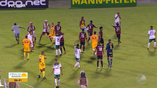 Presidente do Vitória anuncia Gedoz e Zé Ivaldo, do Athletico, e Wesley, do Palmeiras