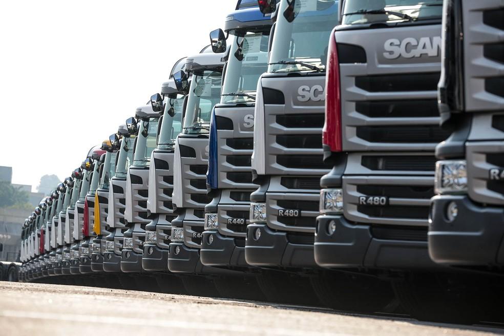 Scania vai investir R$ 1,4 bilhão em São Bernardo entre os anos de 2021 e 2024 — Foto: Divulgação/Scania