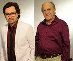 Emilio Orciollo Netto e Ary Fontoura | TV Globo