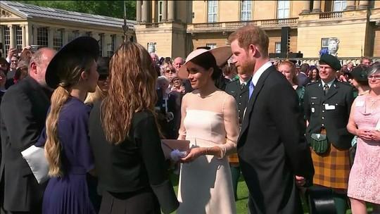 Príncipe Harry e Meghan Markle devolvem R$ 35 milhões em presentes de casamento