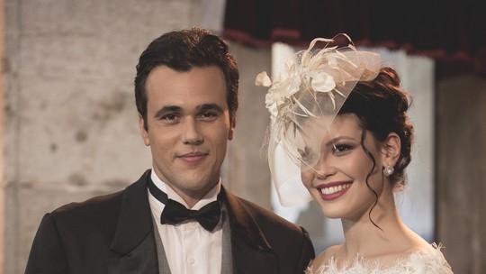 Casamento de Maria Vitória e Vicente: making of revela os detalhes da gravação!