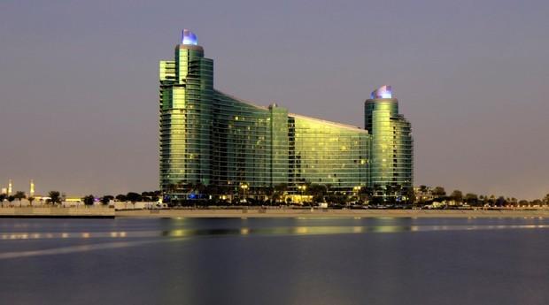 O Hotel Intercontinental de Dubai (Foto: Divulgação)