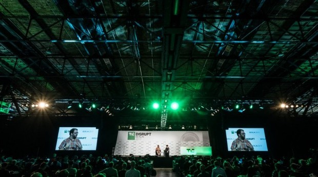 TechCrunch Disrupt, evento que acontece em San Francisco (Foto: Divulgação)