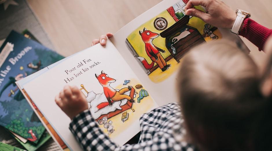 Serão três histórias em quadrinhos para ajudar a estimular a imaginação e desenvolver a criatividade (Foto: Divulgação)