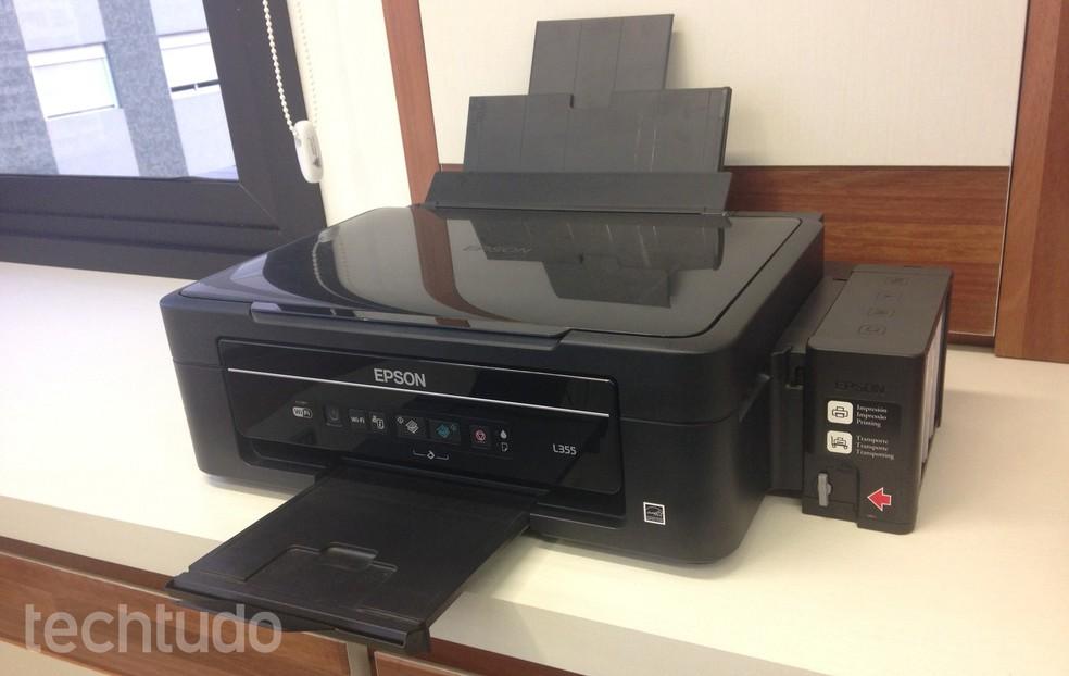 Como baixar e instalar o driver da impressora Epson EcoTank L355