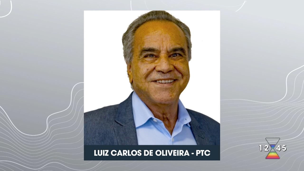 PTC confirma candidato à prefeitura de São José
