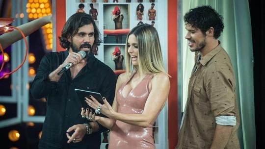 José Loreto faz foto ousada e deixa jurados do 'Amor & Sexo' impactados